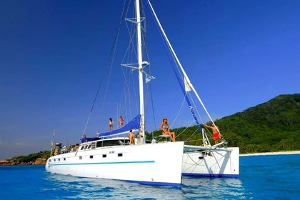 Hire Catamaran Fountaine Pajot Dive 57 Seychelles