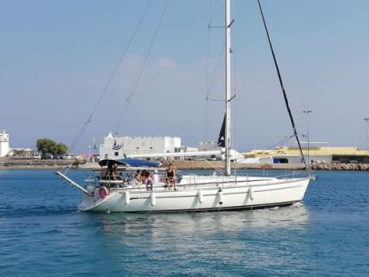 Charter Sailboat Bavaria 44 Rhodes