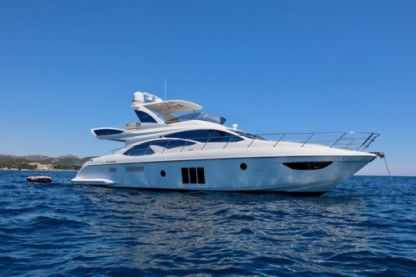Charter Motorboat Absolute Absolute 60 Fly Cannes