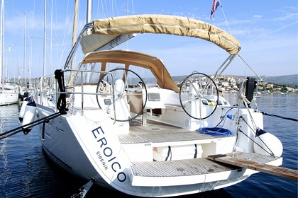Miete Segelboot Dufour Dufour 450 Grand Large Rogoznica