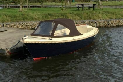 Rental Motorboat Clever Viking Sloep Midwolda
