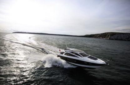 Charter Motorboat Sunseeker Manhattan 53' Victoria