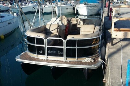 Charter Motorboat Pontoon South Bay 525E Corfu