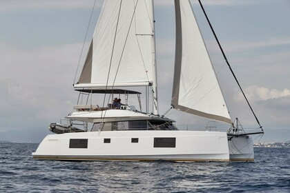 Location Catamaran Nautitech  46 Flybridge Cogolin