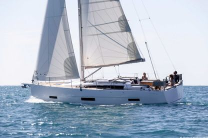 Charter Sailboat Dufour 390 Grand Large Naxos