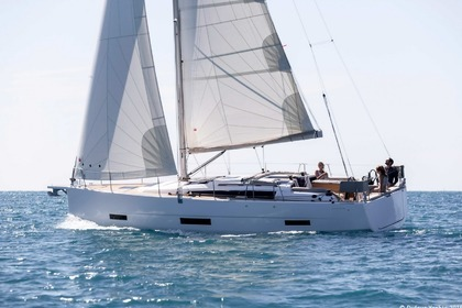 Rental Sailboat DUFOUR 390 Grand Large Athens