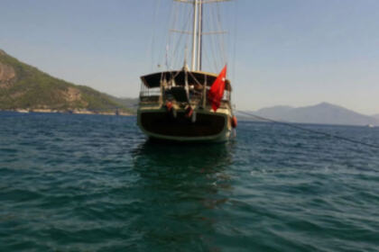 Hire Sailing yacht Custom Gulet Marmaris