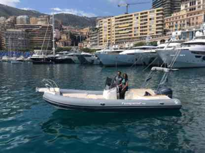 Location Semi-rigide Capelli Tempest 700 Cannes