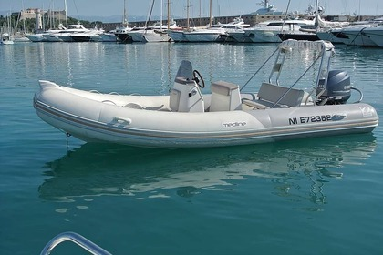 Hire RIB ZODIAC MEDLINE 580 Antibes
