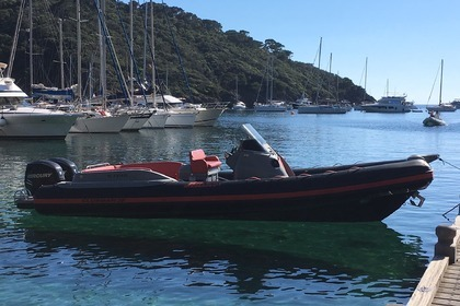 Rental RIB Jocker Boat Club Man 28 Le Lavandou