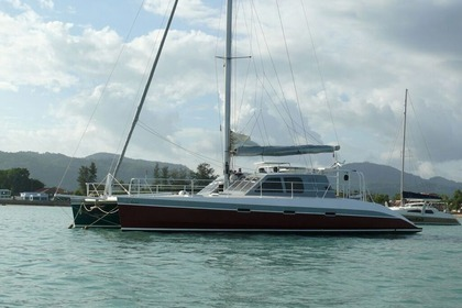 Rental Catamaran Faraway Yachting Custom Catamaran Phuket