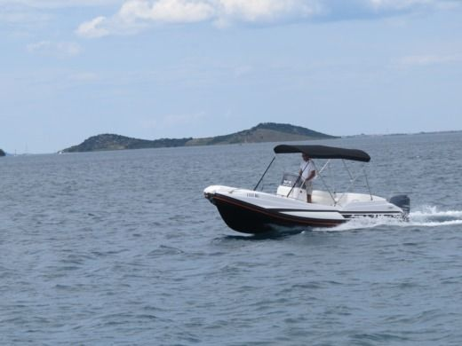 RIB Zar Zar 57 Wd for hire