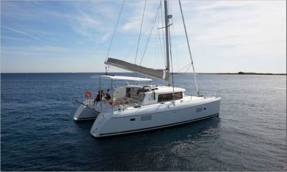 Location Catamaran Lagoon 420 Murter-Kornati