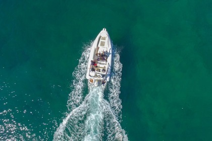 Rental RIB Evripus 7,45 Chania