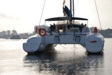 Catamarán Fountaine Pajot Bahia 46