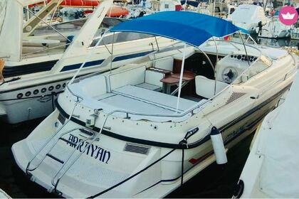 Rental Motorboat Dracomar 8600 Dynamic Nerja