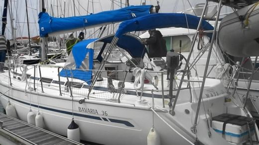 BAVARIA 36 in Talmont-Saint-Hilaire for hire