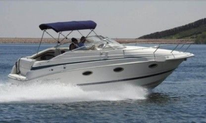 Charter Motorboat Chris Craft Cabin Cruiser 260 Villeneuve-Loubet
