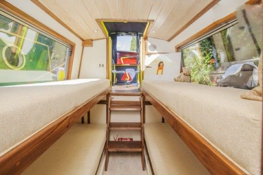 Houseboat Stephen Goldsbourgh Boats Custom
