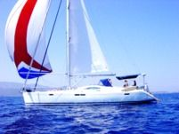 Sailboat Jeanneau Sun Odyssée 54 Ds for hire
