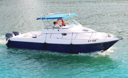 Rental Motorboat Gulf Craft 32 Ft Dubai