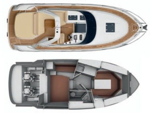 Motorboat Bavaria 28 Sport peer-to-peer