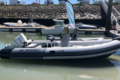 Location Semi-rigide 3D TENDER 635 LUX La Rochelle