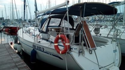 Charter Sailboat Bavaria 38 Cruiser Monfalcone