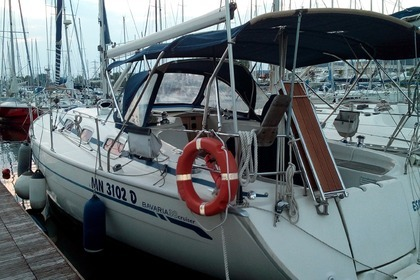 Rental Sailboat BAVARIA 38 CRUISER Monfalcone