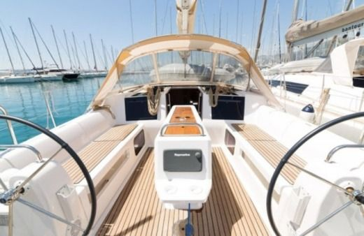 Sailboat Dufour 410 Grand Large (Ana) for hire