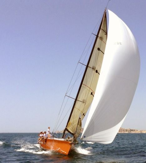Sydney Yacht Irc46 in Marseille peer-to-peer