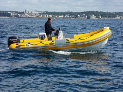 Rental RIB Bwa Sea Water 5.50 Arbatax