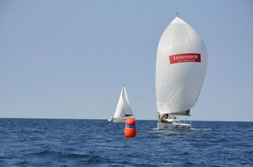 Sailboat Justin Yachts Fast Wave 30 for hire