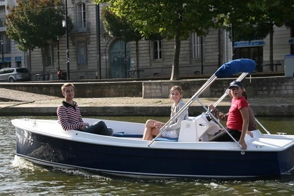 Miete Motorboot SCOOP 475 Gruissan