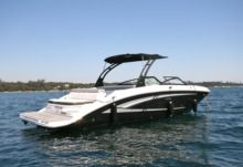 Motorboat Searay 270 Sundeck