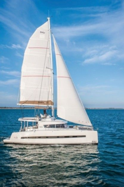 Location Catamaran Catana Bali 4.3 Antigua-et-Barbuda