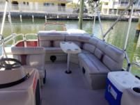Charter motorboat in Sunny Isles Beach