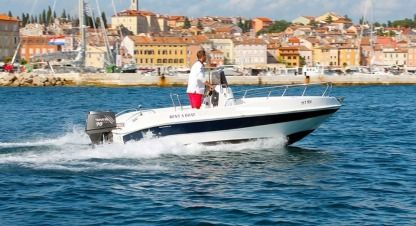 Miete Motorboot Fisherman 550 Rovinj