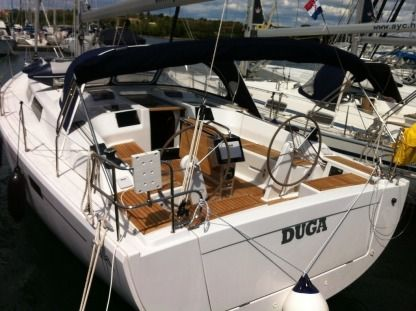 Rental Sailboat Hanse Hanse 415 Pomer