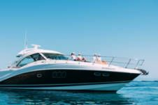 Rental Motorboat Sea Ray 62 Paphos