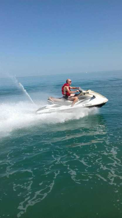 Location Jet-ski Yamaha Vx 1100 Vendres