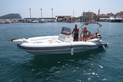 Rental RIB MARLIN 790 Dynamic Budva