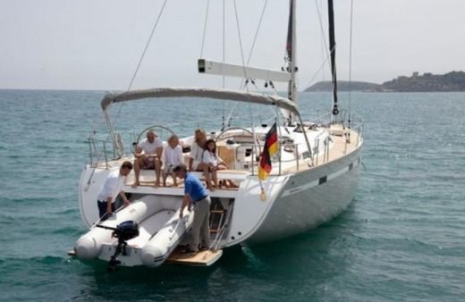Sailboat Bavaria Cruiser 55