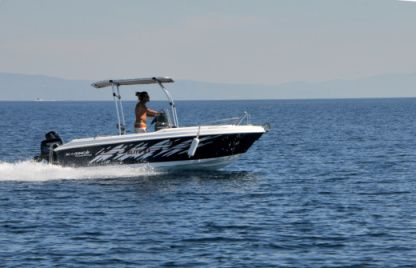 Rental Motorboat Marinco Elite 53 Cc Chalkidiki