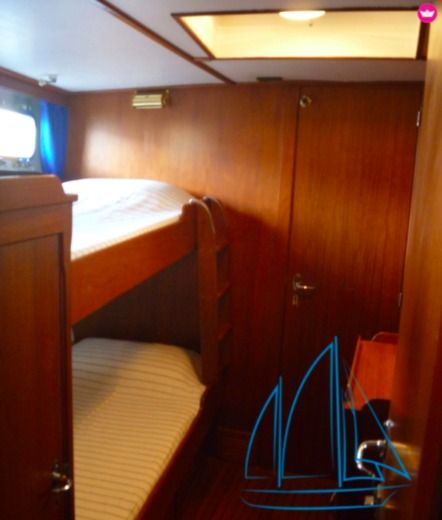 Sailboat Jongert Trewes Clipper 67 for hire