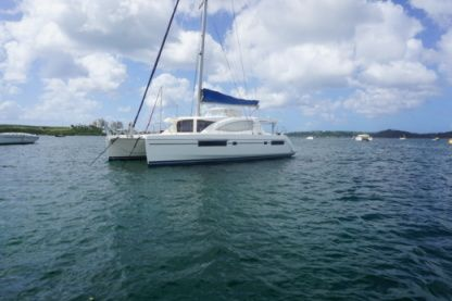 Location Catamaran Robertson & Cain 48 Marigot