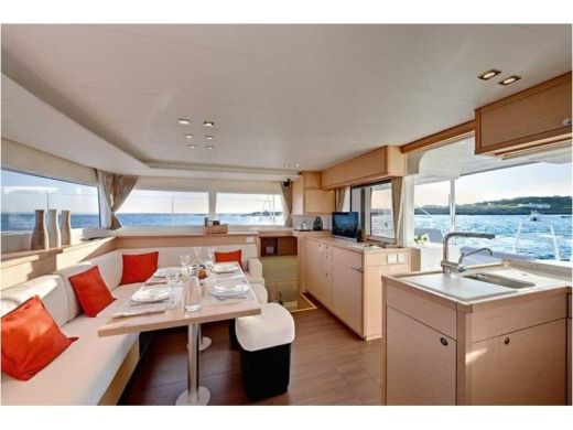 Location Catamaran Lagoon 45 Nassau