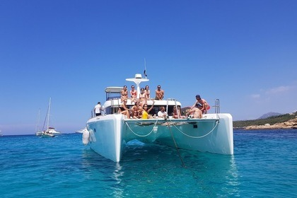 Hire Catamaran LAGOON MY40 Cannes