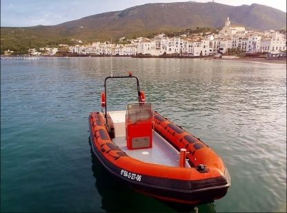 Location Semi-rigide Valiant Pt-850 Cadaqués