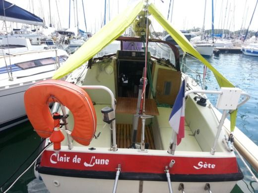 ETAP YACHTING 28 in Agde for hire